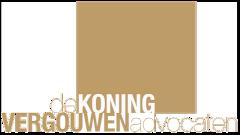 De Koning Vergouwen Advocaten Logo