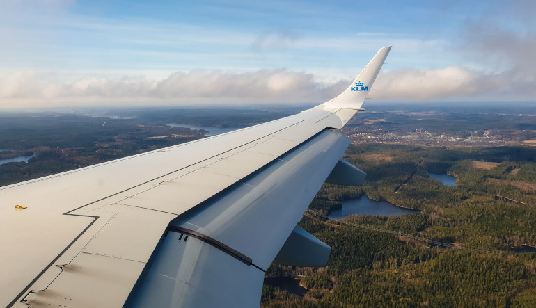 Reorganisatie bij KLM